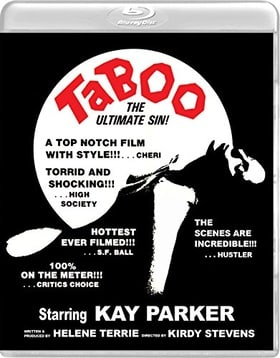 Taboo (Kay Parker) [Blu-ray/DVD Combo]