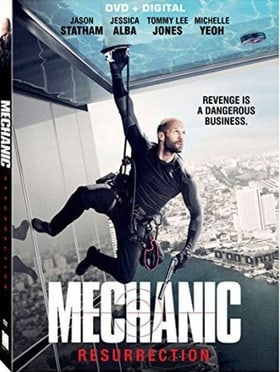 Mechanic: Resurrection (+ Digital)