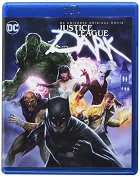 Justice League: Dark (BD/DVD/UV)