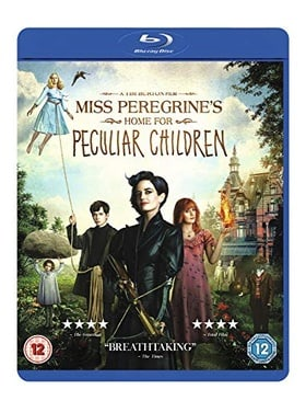Miss Peregrine's Home for Peculiar Children (Blu-ray + Digital HD UV Copy)