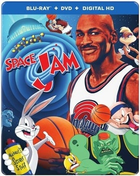 Space Jam 20th Anniversary (Steelbook Combo)