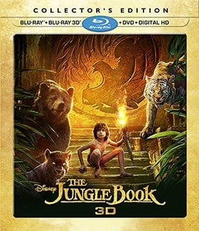 The Jungle Book  (Bilingual) [Import]
