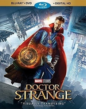 Doctor Strange (+ DVD and Digital HD)