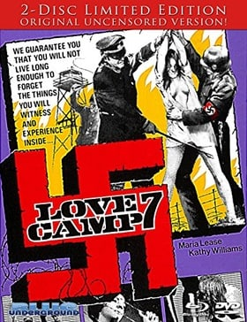 Love Camp 7 (2-Disc Combo Limited Edition)