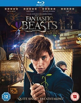 Fantastic Beasts and Where To Find Them [Includes Digital Download]  [2016]