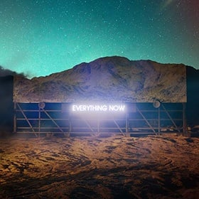 Arcade Fire: Everything Now (Night Version) [CD]