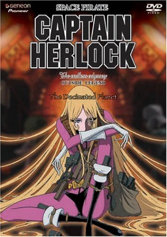 Space Pirate Captain Herlock - Decimated Planet (Vol. 3)
