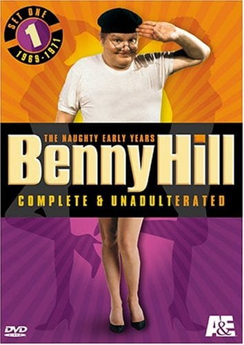 Benny Hill: Complete & Unadulterated: Set 1 (1969-1971) [DVD] [Region 1] [US Import] [NTSC]