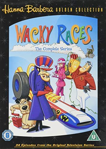 Wacky Races - Complete Collection