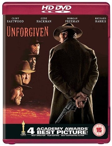 Unforgiven [HD DVD] [1992]