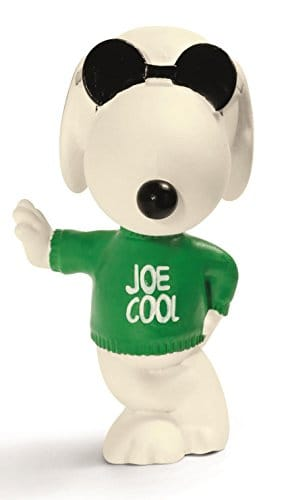 Peanuts Schleich Figurine: Joe Cool Snoopy