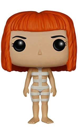 Fifth Element - Straps Leeloo