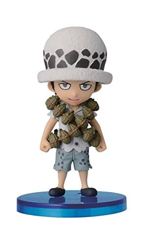Banpresto One Piece Law (Childhood) Figure - The History of Law