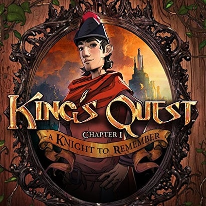 King's Quest- Chapter 1: A Knight to Remember - PS4 [Digital Code]