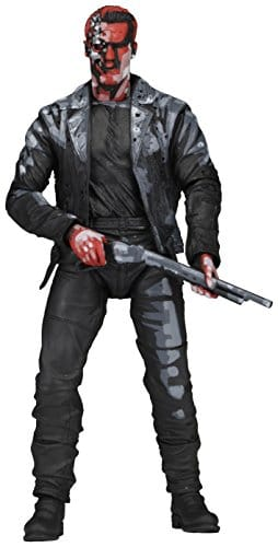 NECA Terminator 2 T-800 Action Figure (Video Game Appearance), 7
