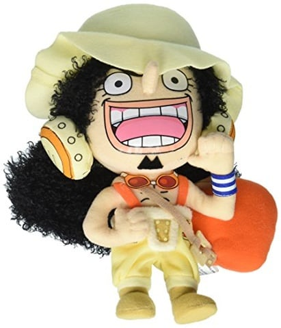 One Piece Usopp Plush 8''