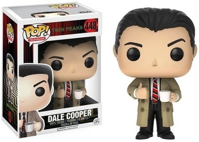 Funko POP Television Twin Peaks Agent Cooper Action Figure