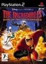 The Incredibles: Rise Of The Underminer (PS2)