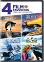 4 Film Favorites: Free Willy (Free Willy, Free Willy 2: The Adventure Home, Free Willy 3: The Rescue