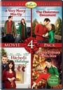 Hallmark Holiday Collection (A Very Merry Mix-Up, The Christmas Ornament, Hitched For the Holidays,