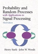 Probability and Random Processes with Applications to Signal Processing (3rd Edition)