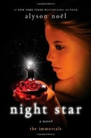 Night Star (The Immortals, Book 5)
