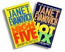 Janet Evanovich Five and Six Two-Book Set: High Five, Hot Six