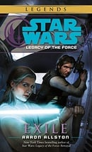 Star Wars: Legacy of the Force 4 - Exile