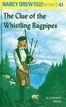 Nancy Drew 41: The Clue of the Whistling Bagpipes