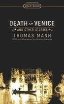 Death in Venice and Other Stories (Signet Classics)