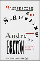Manifestoes of Surrealism (Ann Arbor Paperbacks)