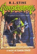 A Night in Terror Tower (Goosebumps # 27)