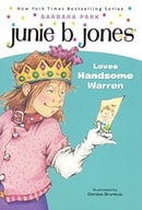 Junie B. Jones Loves Handsome Warren (Turtleback School & Library Binding Edition) (Junie B. Jones (
