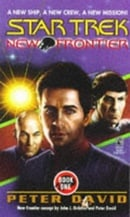 Star Trek New Frontier Book 1