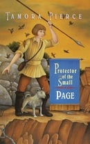 Page: Book 2 of the Protector of the Small Quartet