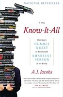 The Know-It-All: One Man