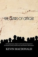 The Culture of Critique: An Evolutionary Analysis of Jewish Involvement in Twentieth-Century Intelle