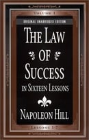The Law of Success In Sixteen Lessons (2 Volume Set)