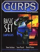 GURPS Basic Set: Campaigns (4th Edition)