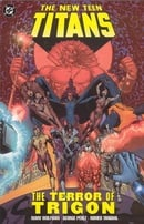 The New Teen Titans: The Terror of Trigon