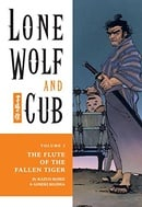 The Flute of the Fallen Tiger (Lone Wolf and Cub, Vol. 3)