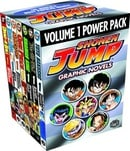 Shonen Jump Graphic Novels Power Pack, Vol. 1 (Contains Volume I of Dragon Ball, Dragon Ball Z, Naru