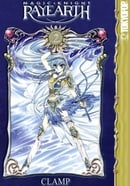 Magic Knight: Rayearth I, Book 2