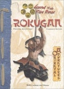 Rokugan (Legend of the Five Rings: Oriental Adventures, Campaign Setting)