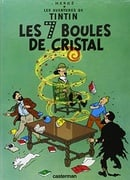 Les 7 Boules de Cristal = The Seven Crystal Balls (Tintin) (French Edition)