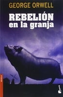 Rebelion en la granja (Novela (Booket Numbered)) (Spanish Edition)