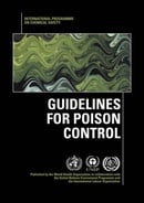 Guidelines for Poison Control