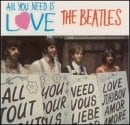 "All You Need Is Love  { 3"" CD }"