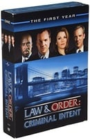 Law & Order Criminal Intent - The First Year