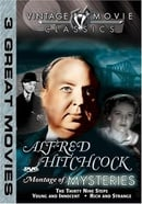 Alfred Hitchcock: Montage of Mysteries